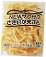 ニチロ) NEWサクサクさきいか天ぷら 500g